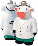 Doctor Cow Stress Balls